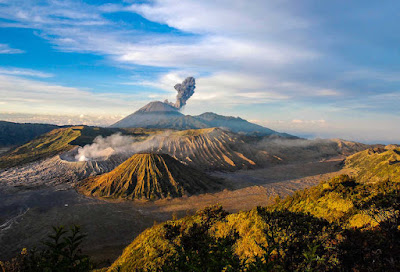 Mount Bromo Tour and Ijen Crater Package 3 days