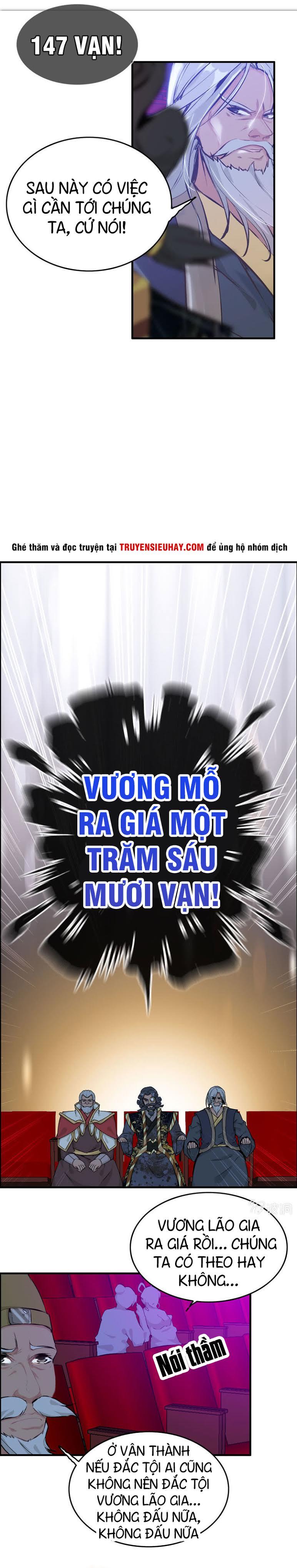 Thần Ma Thiên Sát Chapter 21 video - truyenmh.com