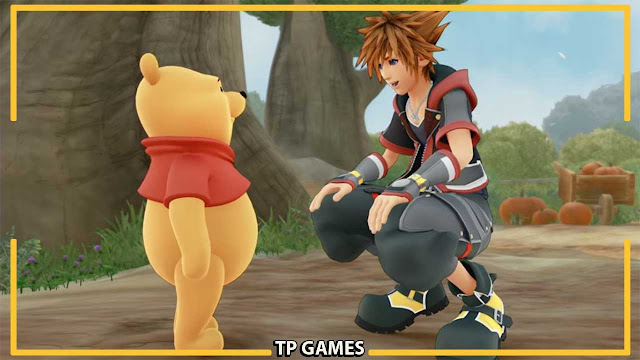 Kingdom Hearts III Re:Mind