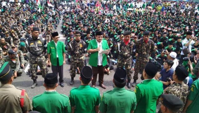 GP Ansor: Jika Kader Banser Semakin Banyak, NKRI Pasti Aman