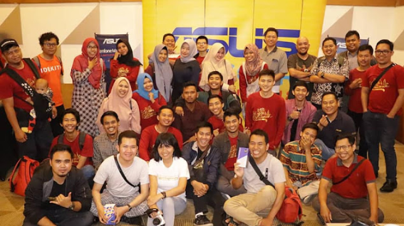 Keseruan di ASUS Zenfone Max Pro M1 Blogger Gathering Pontianak and Singkawang