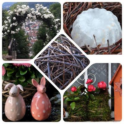 Gartendekoration von Eiskuchen bis Osterdeko