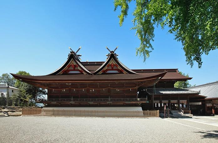 ศาลเจ้าคิบิตสึ (Kibitsu Shrine)