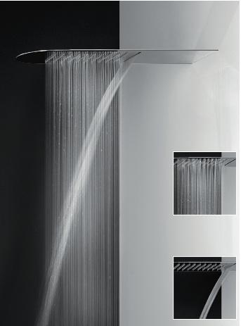 minosa mm showerheads  gessi