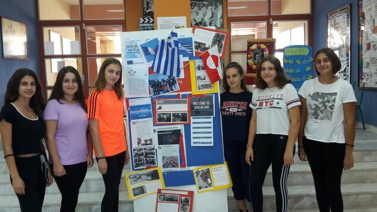 ΕΟΡΤΑΣΜΟΣ ERASMUS + DAYS 2019 – 4ο Γυμνάσιο Πρέβεζας