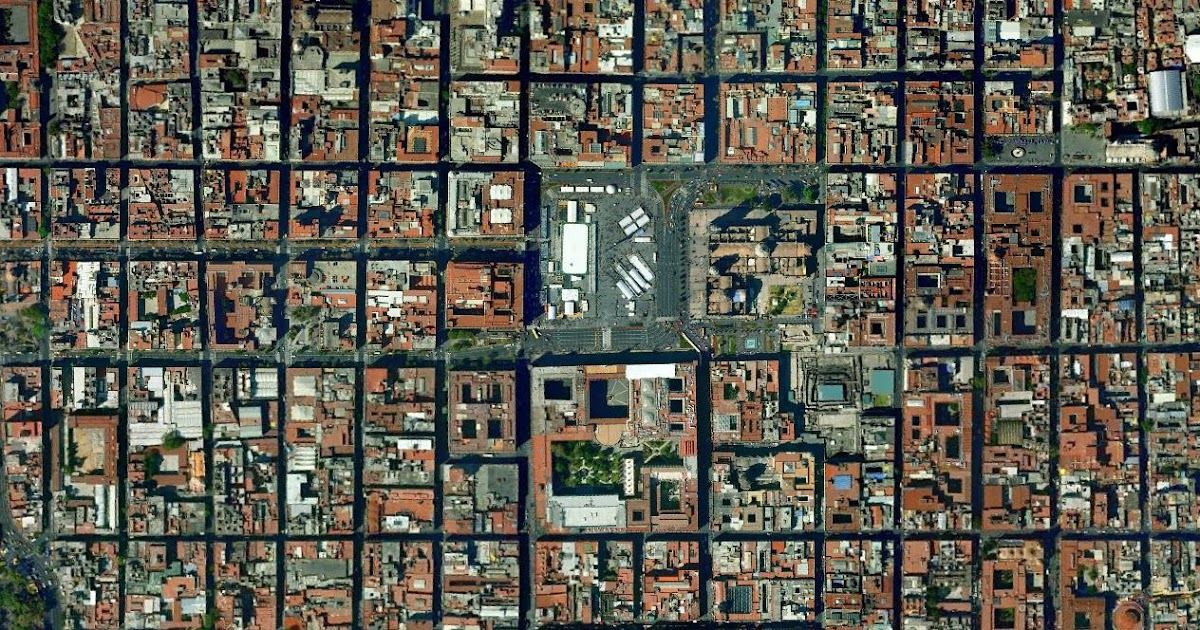 Landscape Morphology in Mexico City