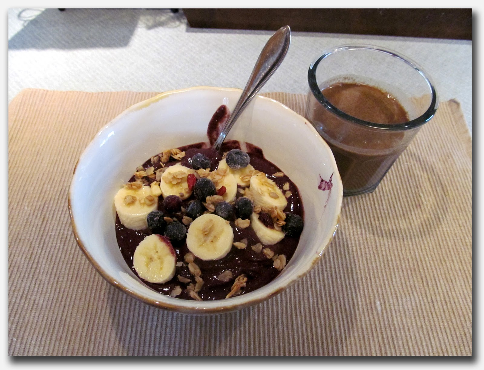 Explore A Bit More Acai Maqui Berry Bowl With Incan Warrior