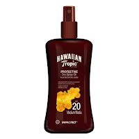 SPF20 HAWAIIAN TROPIC PROTECTIVE DRY SPRAY OIL