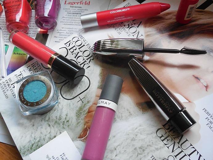 drugstore makeup, makeup haul, cvs