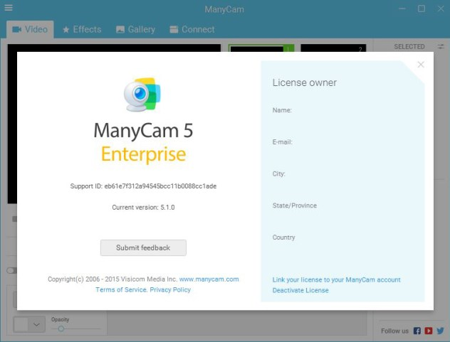 Manycam Drivers Download For Windows 8