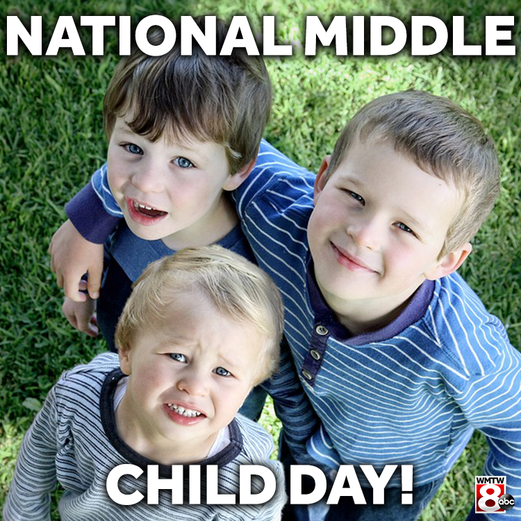 National Middle Child Day