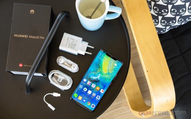 علبة Huawei Mate 20 Pro