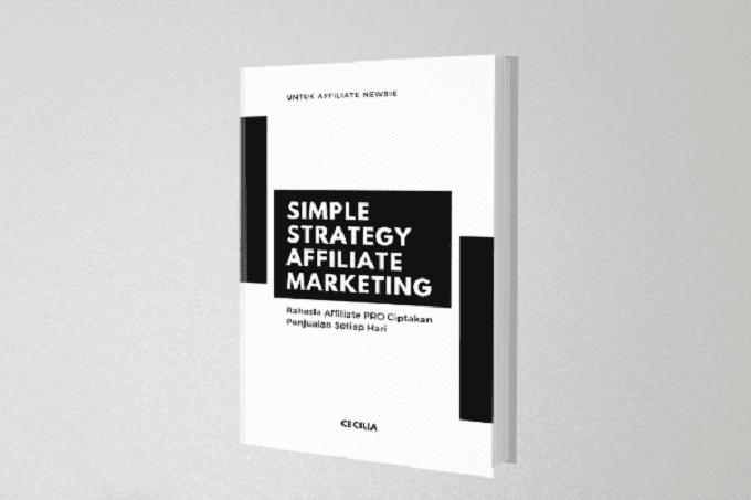 Simple Strategi Affiliate Marketing