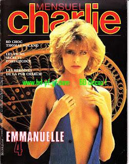 couverture Emmanuelle
