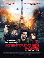 Atentado en Paris / Asalto en París / Bastille Day