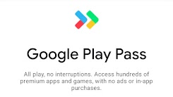 "Google ""Play Pass"" subscription service for Android apps"