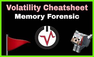 Volatility Cheatsheet - Memory Forensics CTF