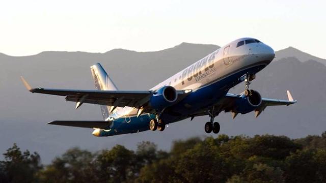 أقصر رحلة طيران في العالم 3 كلم في 53 ثانية Shortest flight in the world