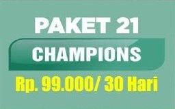 Paket 21 Champions