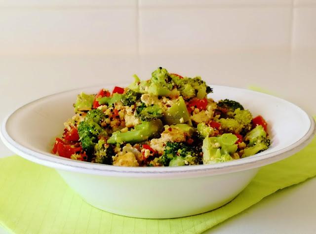 quinoa tricolor