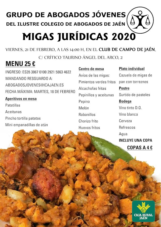 Migas Jurídicas 2020