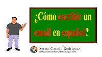 Como escrever um email em espanhol