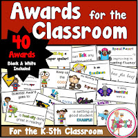 Awards for the Classroom