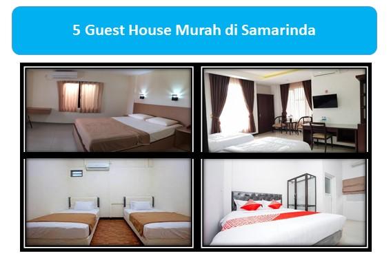 Guest House Murah di Samarinda