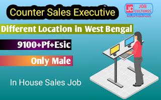 Counter Sales Executive