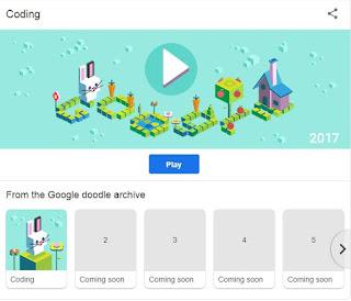 google doodle game pics