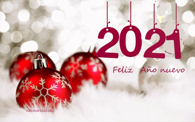 2021  Mensajes y dedicatorias Año Nuevo