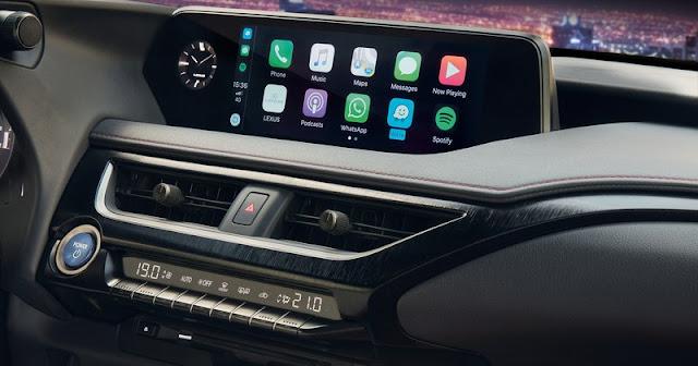 Lexus incorpora Apple CarPlay™ y Android Auto™ en sus