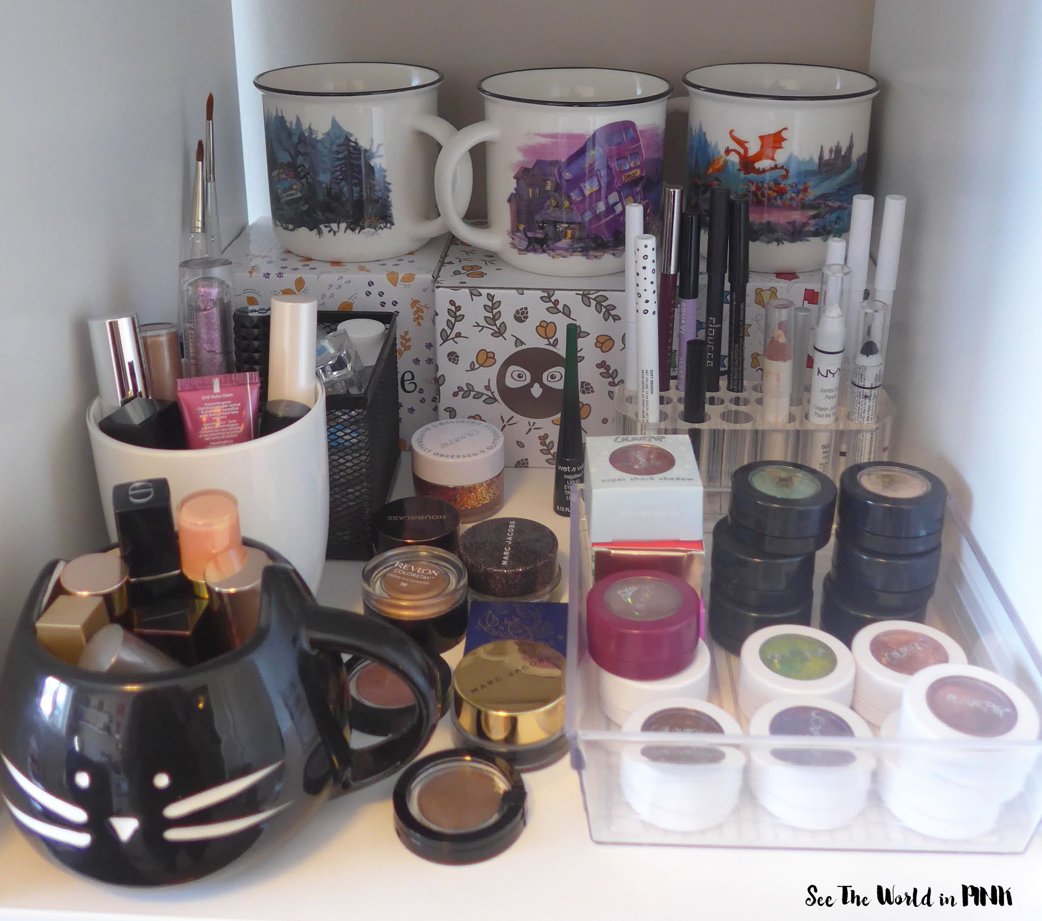 My 2021 Makeup Collection & Inventory!