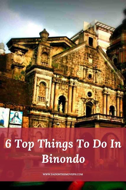 Top things to do in Binondo