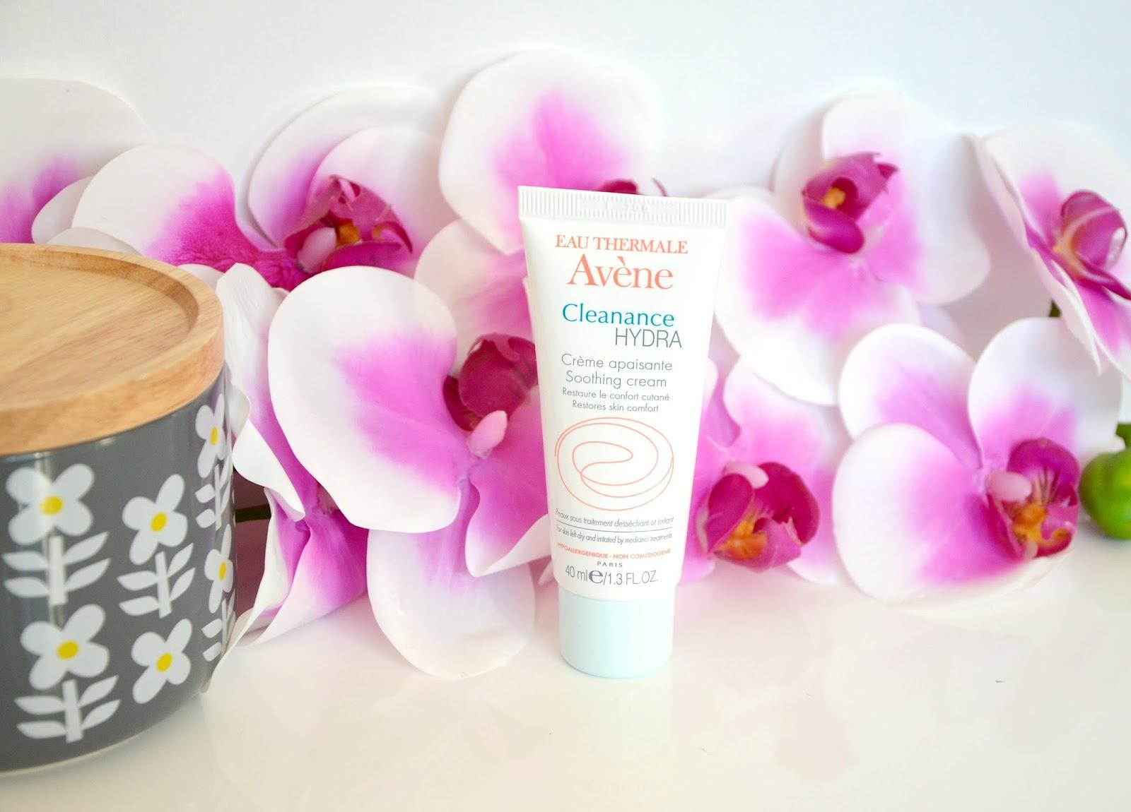 Crème apaisante Cleanance hydra Avène