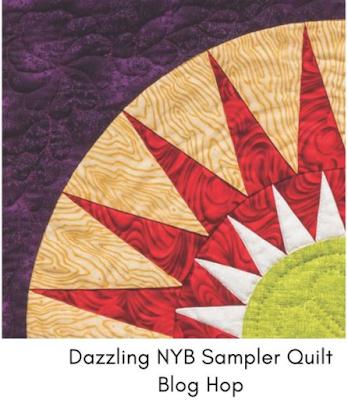 Dazzling New York Beauty Sampler Quilt Book