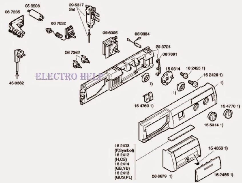 kenstar washing machine wiring diagram