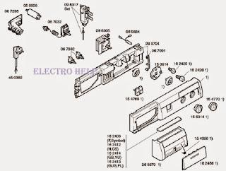bosch washing machine motor wiring diagram 2 speed washing machine motor wiring diagram #10