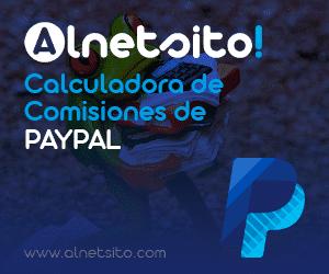 Calculadora paypal, comisiones paypal, calculadora de comisiones de paypal