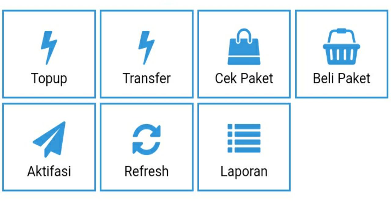 Cara Top Up untuk Beli Paket minipack Transvision lewat Handphone