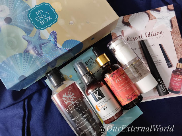 my envy box resort edition