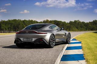 2018 Aston Martin Vantage Sports Car
