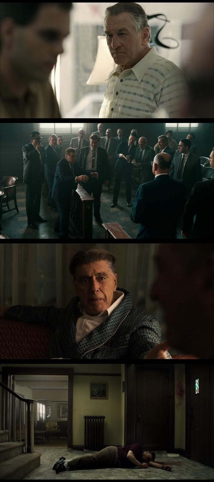 El Irlandés (2019) HD 1080p Latino