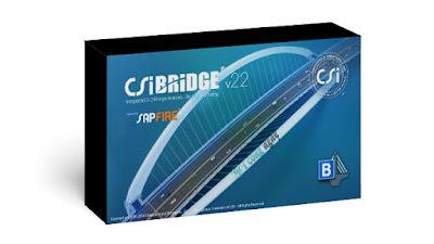 تحميل برنامج CSI Bridge Advanced 22 كامل مع التفعيل