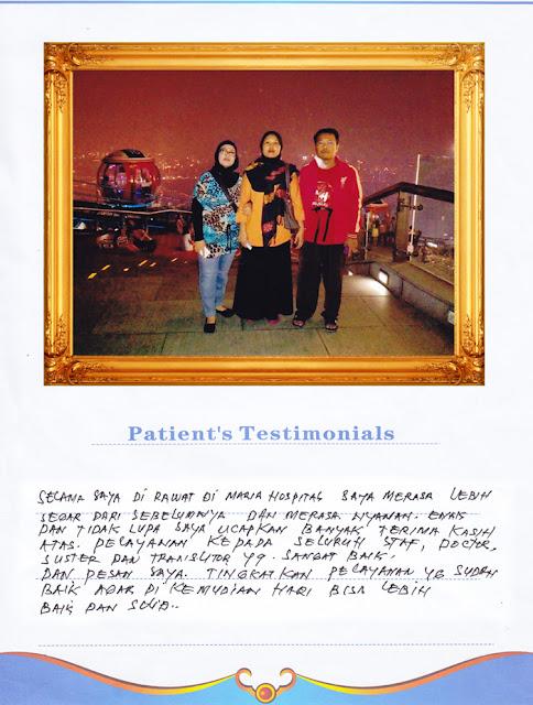 kesaksian pasien gagal ginjal