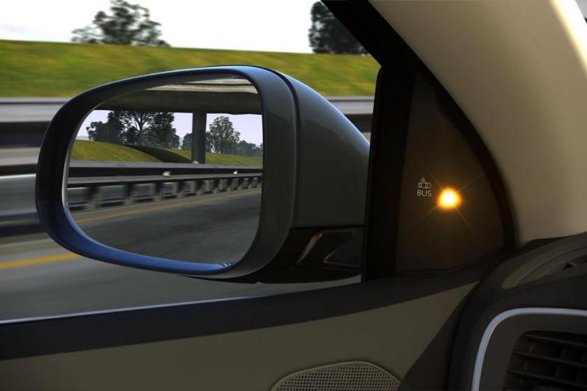 Cảnh báo và giám sát điểm mù