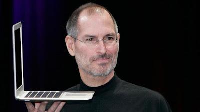 Steve Jobs emprendedor tecnológico