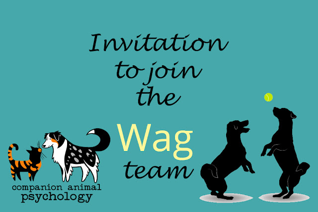 Invitation to join The Wag Team