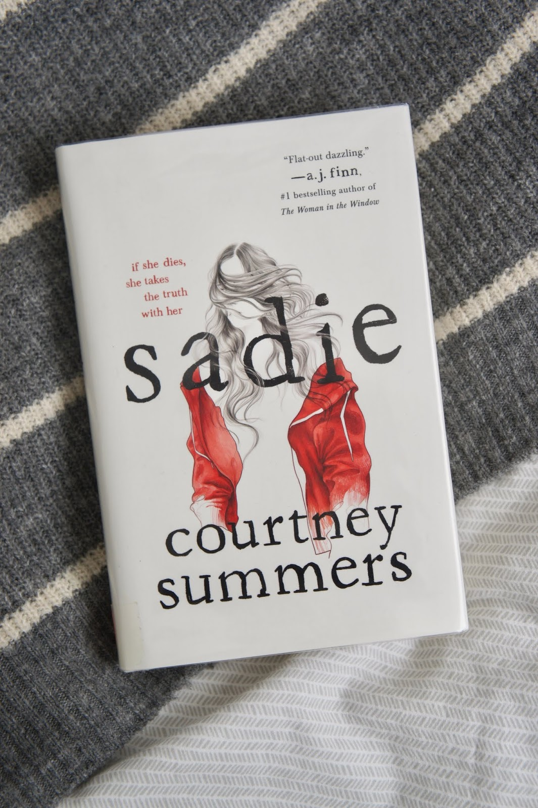 sadie courtney summers book review blogger's bookshelf