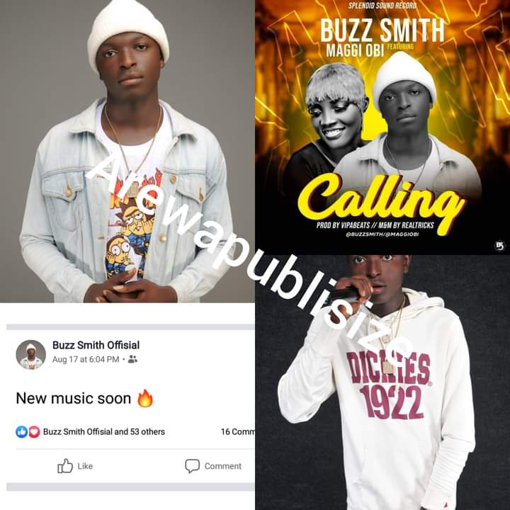 [Wow!] Lyrical Buzz smith, Jos based Gospel rapper, hints on a new hit at the end of September #Arewapublisize